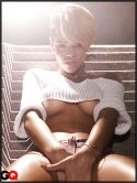 B4: Rihanna tries to say something in her GQ Interview, i'm just not sure What?